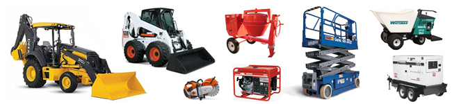 Equipment Rentals in Brentwood TN