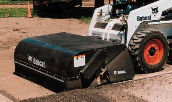 Where to find SKID-STEER SWEEPER 60 in Nashville