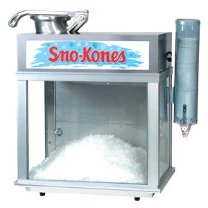 Where to find SNOW CONE MACHINE GOLD MEDAL in Nashville