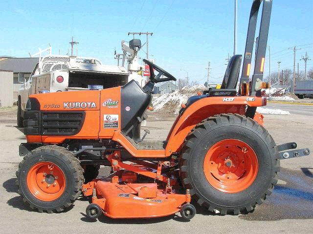 Where to find TRACTOR, KUBOTA in Nashville