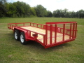 Where to rent 6  X 12  UTILITY TRAILER 7,000 LB CAP. in Nashville TN
