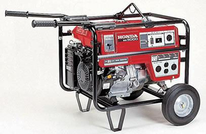 5000 WATT HONDA GENERATOR Rentals Nashville TN, Where to Rent 5000