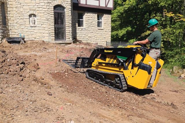 Where to find MINI SKID STEER in Nashville